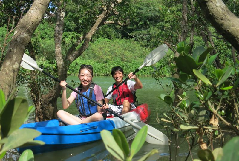 紅樹林獨木舟行程