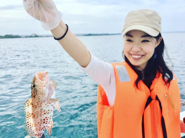 船釣り体験